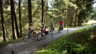 Piste cyclable de la Drave (Drauradweg), © Tirol Werbung/Frank Bauer