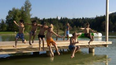 Le lac de Wildsee, © Olympiaregion Seefeld