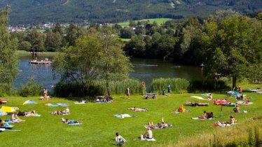 Le lac de Lans, © Innsbruck Tourismus / Christoph Lackner
