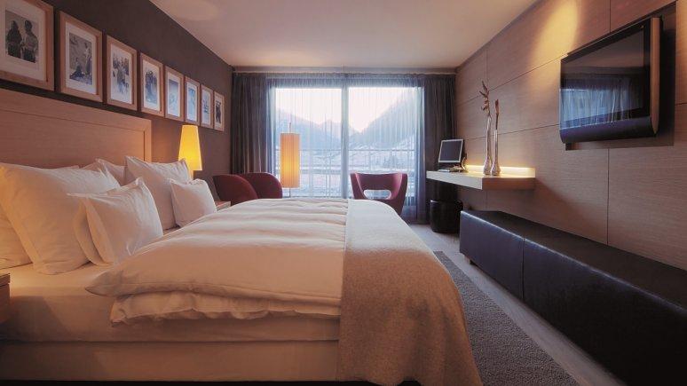Hôtel design Madlein à Ischgl, © Hotel Madlein
