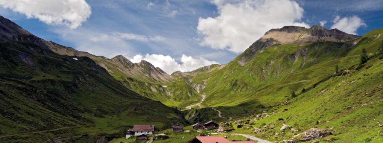 Torsee im Naturpark Zillertaler Alpen, © Reinhard Hölzl