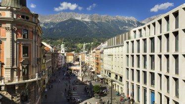 Innsbruck en été, © Innsbruck Tourismus