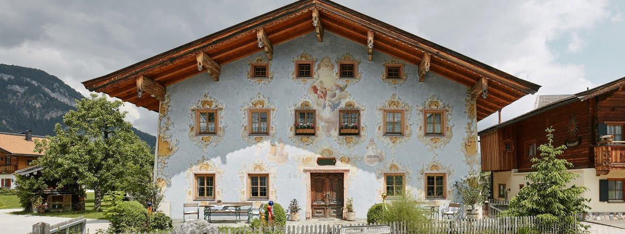 Auberge Landgasthof Schwarzinger à St. Johann in Tirol, © David Schreyer