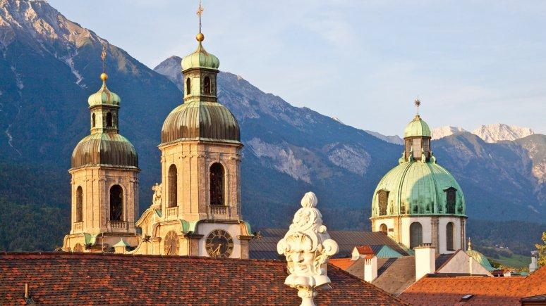 Cathédrale St. Jakob, © TVB Innsbruck - Christof Lackner