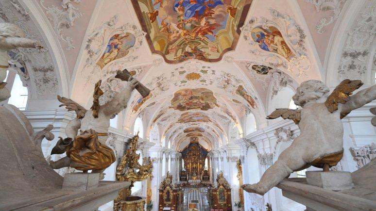 Abbaye de Stams, © Tirol Werbung - Bernhard Aichner