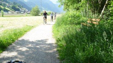 Circuit autour d'Innsbruck, Etape 1 : Innsbruck - Mayrhofen, © Tirol Werbung
