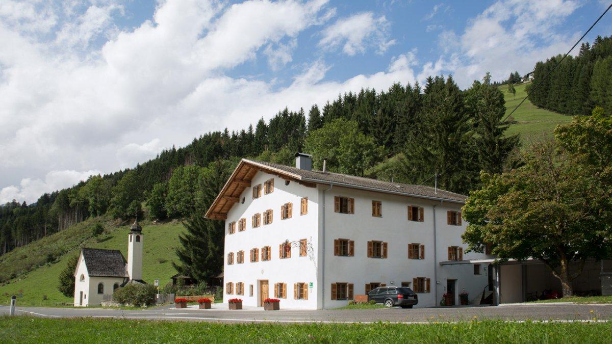 Certaines parties de la ferme Fuhrmannshof datent du XVe siècle, © Tirol Werbung/Lisa Hörterer