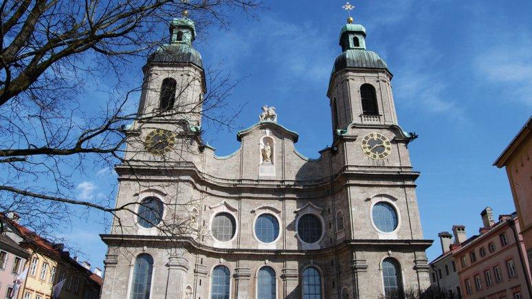 Cathédrale St. Jakob, © TVB Innsbruck - Stadt Innsbruck