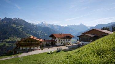 Le gîte Breierhof à Zell im Zillertal, © Tirol Werbung/Lisa Hörterer