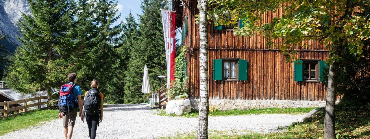 Voie de l'aigle étape 16, © Tirol Werbung/Dominik Gigler