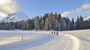 Ski de fond à Seefeld, © Tirol Werbung/Josef Mallaun