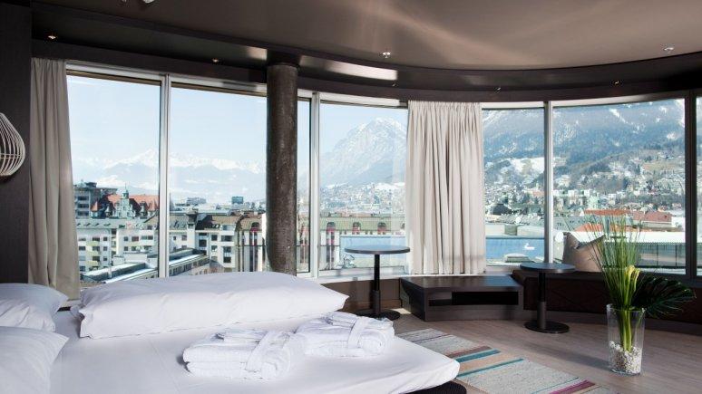 Panoramasuite, aDLERS, © Hotel aDLERS