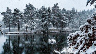 Randonnée hivernale du chemin de la paix de Mösern, © Olympiaregion Seefeld