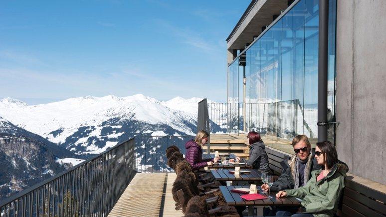 Freiraum Ahorn, © Mayrhofner Bergbahnen