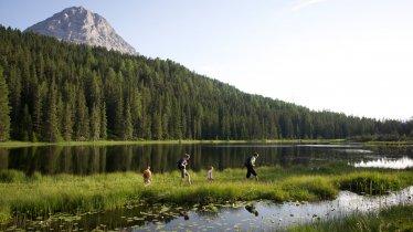 Lac Schwarzer See, © Nauders Tourismus/Martin Lugger
