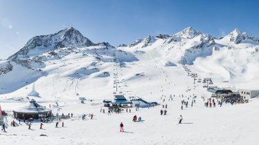 Glacier du Stubai, © Stubaier Gletscher/Andre Schönherr