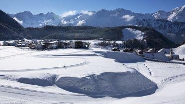 Niederthai, centre de ski de fond, © Ötztal Tourismus/Bernd Ritschel
