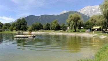 Le lac de Mieming, © Innsbruck und seine Feriendörfer