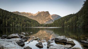 Circuit de randonnée du lac de Piburger See, © Ötztal Tourismus / Rudi Wyhlidal