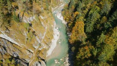 Les gorges de Tiefenbachklamm