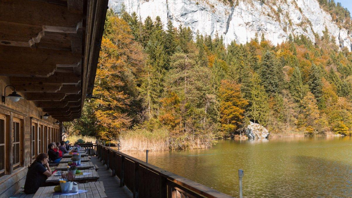 Lac de Berglsteiner See, © Tirol Werbung/W9 STUDIOS