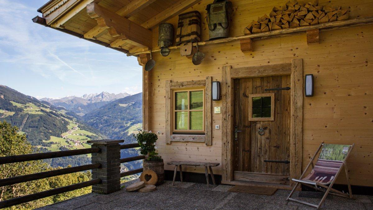 L'espace bien-être fait le plus de telles vacances à la ferme, © Tirol Werbung/Lisa Hörterer