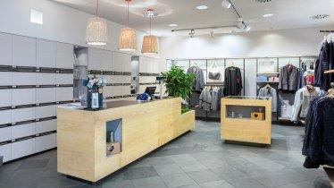 La boutique Tirol Shop d'Innsbruck, © Tirol Werbung/Lisa Hörterer