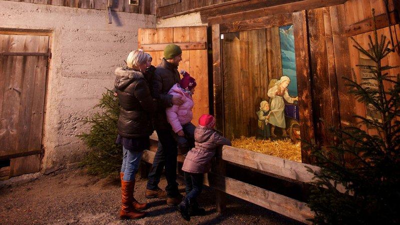 Le marché de Noël d'Imst, © Advent in Tirol