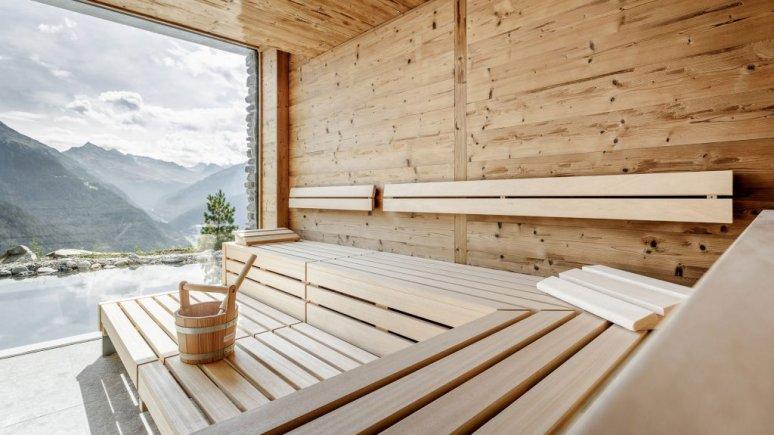 Sauna du Leni Mountain Chalet, © Leni Mountain Chalet