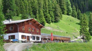 l'alpage Putzen-Alpe, © Putzen-Alpe