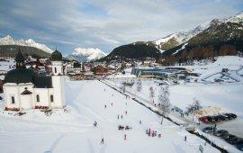 Seefeld, centre de ski de fond, © Tirol Werbung/W9 STUDIOS