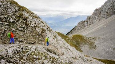 Voie de l'aigle étape 12 : Goetheweg, © Tirol Werbung/Gigler Dominik