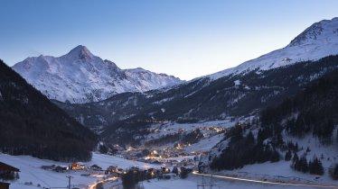 Sölden en hiver, © Ötztal Tourismus/Rudi Wyhlidal