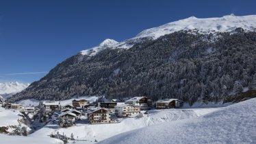 Domaine skiable Vent, © Ötztal Tourismus/Bernd Ritschel