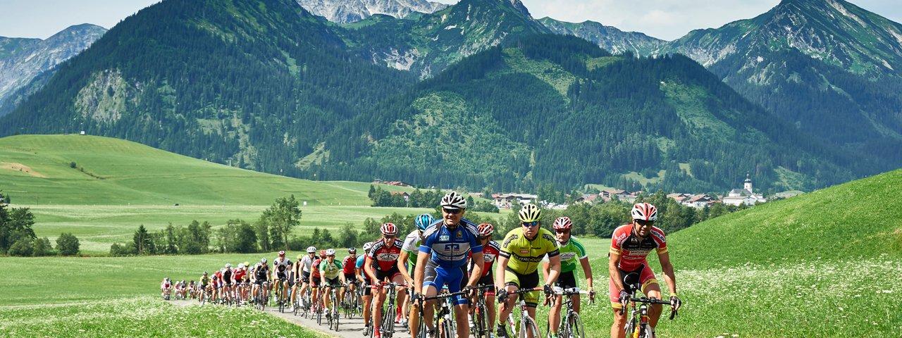 Marathon cycliste de Tannheimer Tal, © ARGE SKI-TRAIL/Marco Felgenhauer