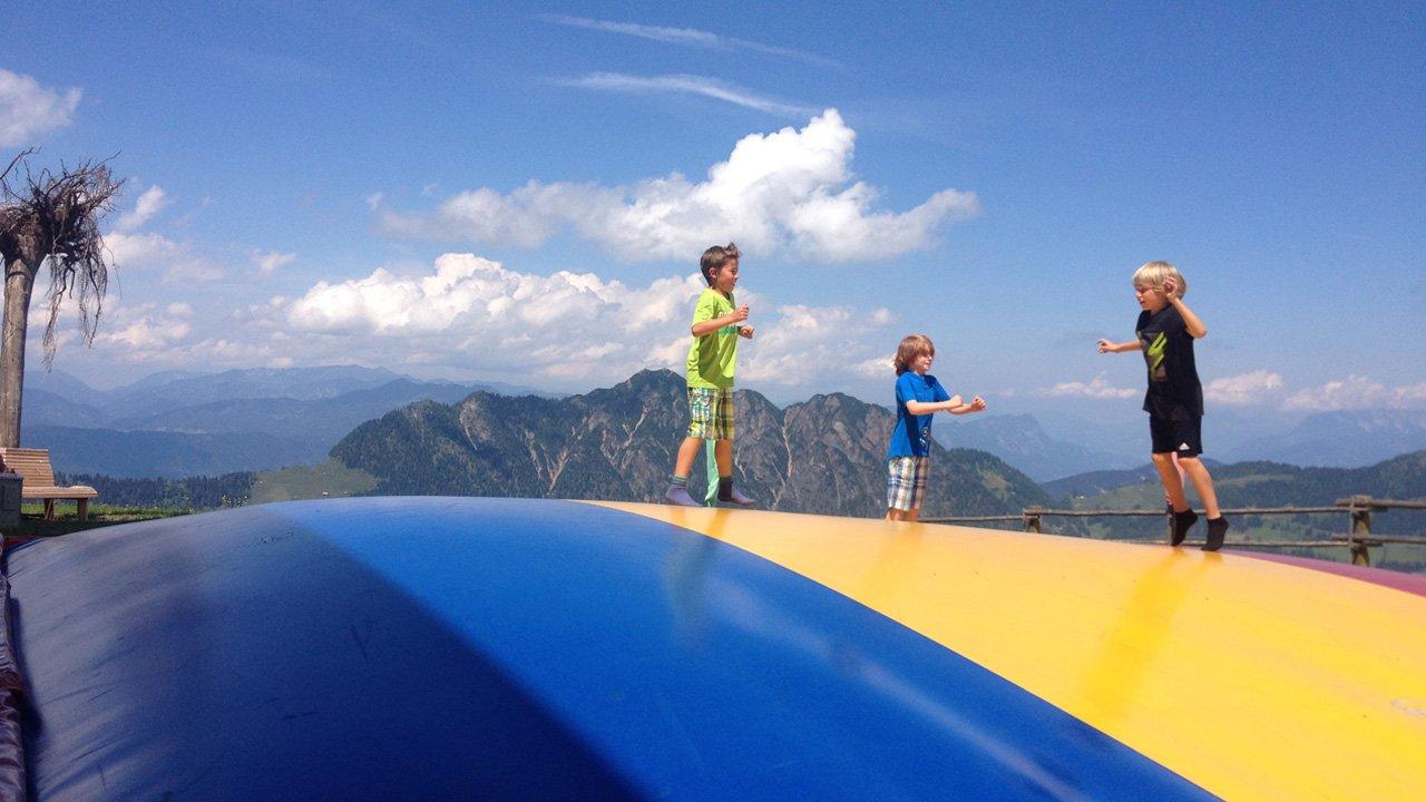 S'amuser au Lauserland d'Alpbach, © Alpbachtal Tourismus