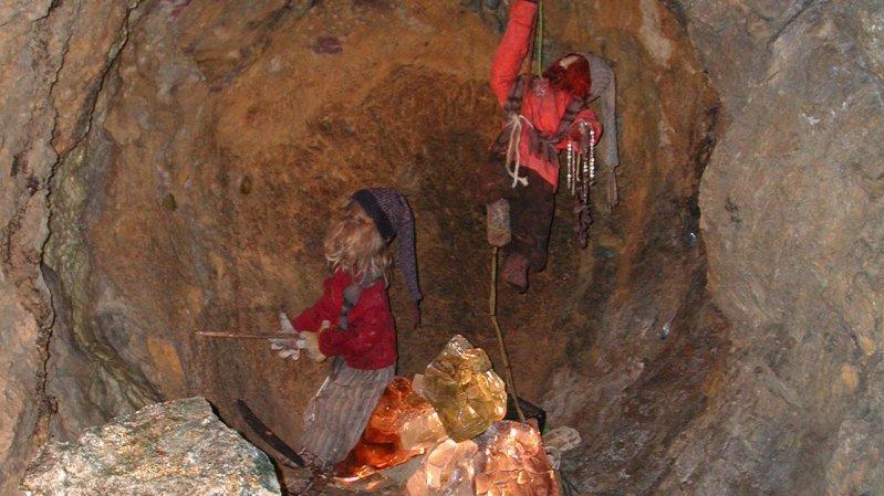 Visite découverte des mines de Wildschönau, © TVB Wildschönau