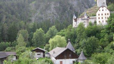 La forteresse de Fernstein sur le lac Fernsteinsee, © Tirol Werbung