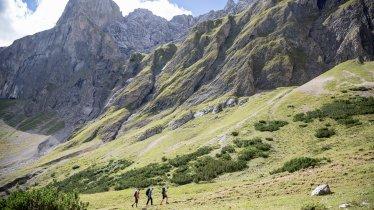 Voie de l'aigle étape 18, © Tirol Werbung/Dominik Gigler