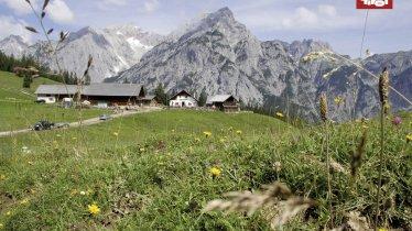 Alpage de Walder Alm, © Tirol Werbung/Markus Jenewein
