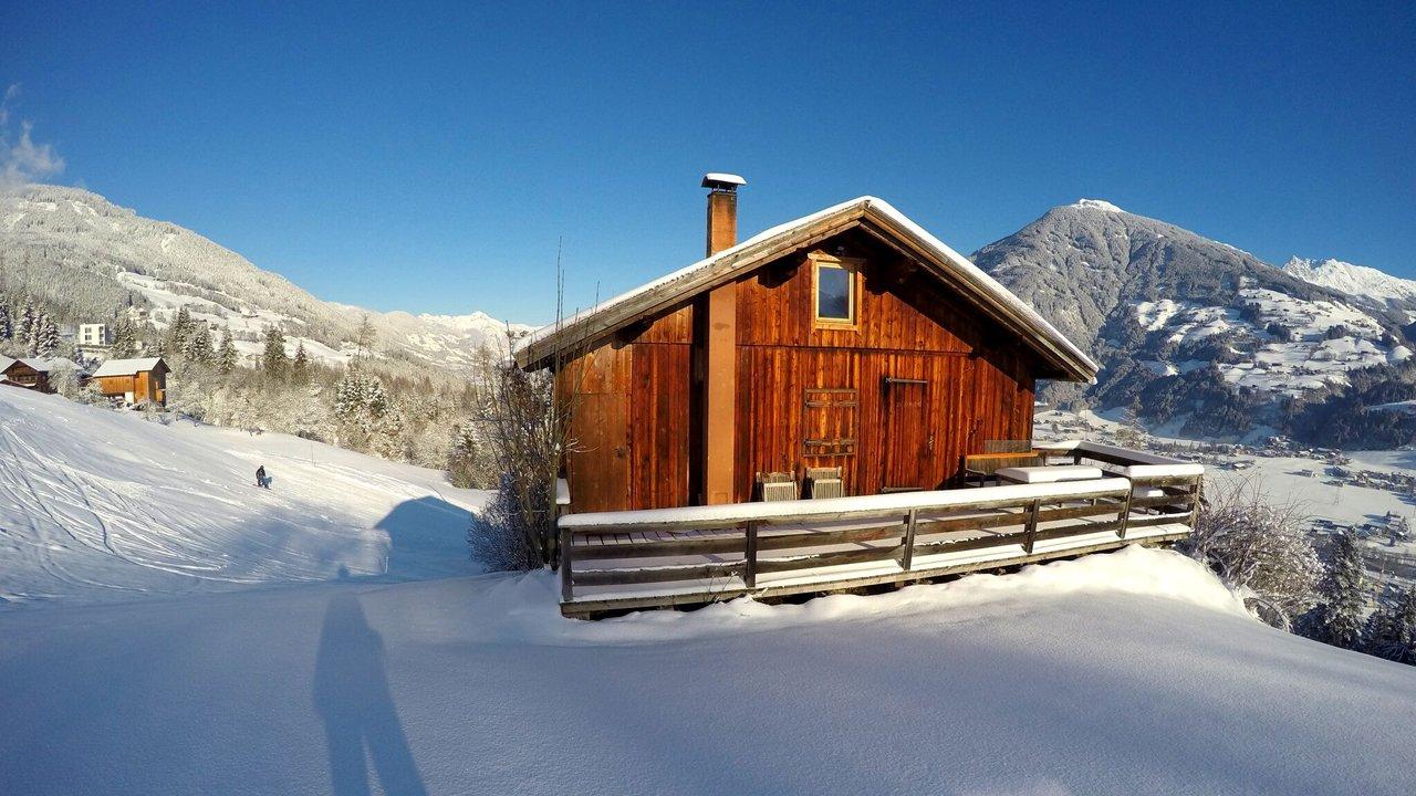 Maison en bois dans la Zillertal, © Chalets & Appartements Wachterhof
