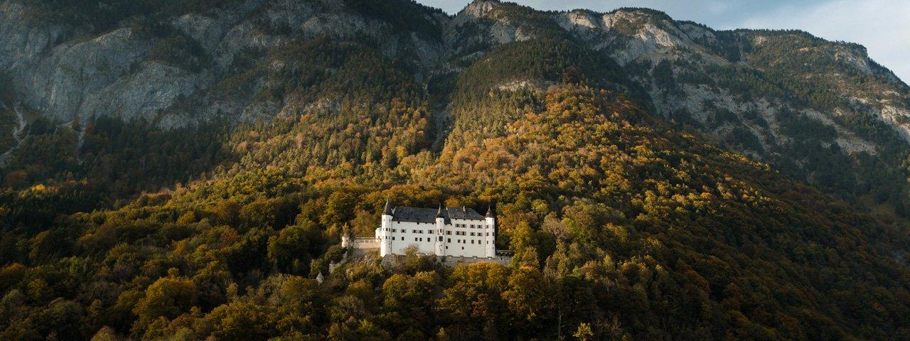 Le château Schloss Tratzberg, © Tirol Werbung