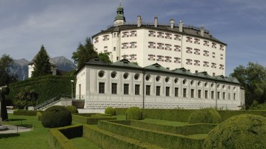 Château d'Ambras, © Tirol Werbung/Bernhard Aichner