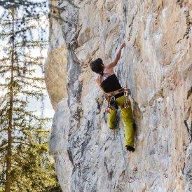 Site d'escalade Falkenstein dans l'Osttirol, © Tirol Werbung/Robert Pupeter