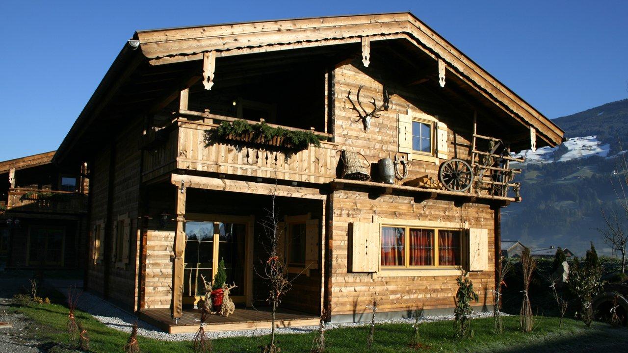 Village d'alpage de Fügenerhof au Zillertal, © Fügenerhof