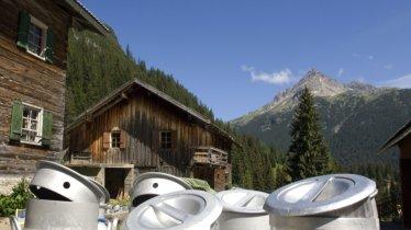 Les fromages fermiers du Lechtal