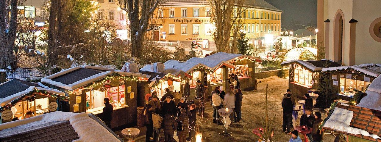 Le marché de Noël d'Imst, © Tirol Werbung / Moser Laurin