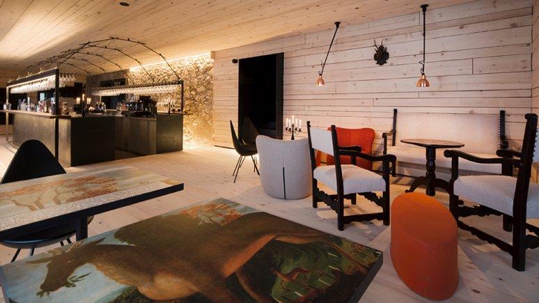 Bar du Jagdschloss Kühtai, © Jagdschloss Kühtai