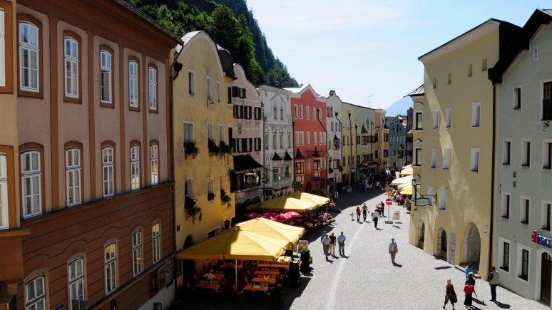 Vieille ville de Rattenberg, © Alpbachtal Tourismus