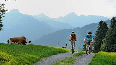 Excursion en VTT dans la Kaiserwinkl, © Tirol Werbung/Alexander Ziegler